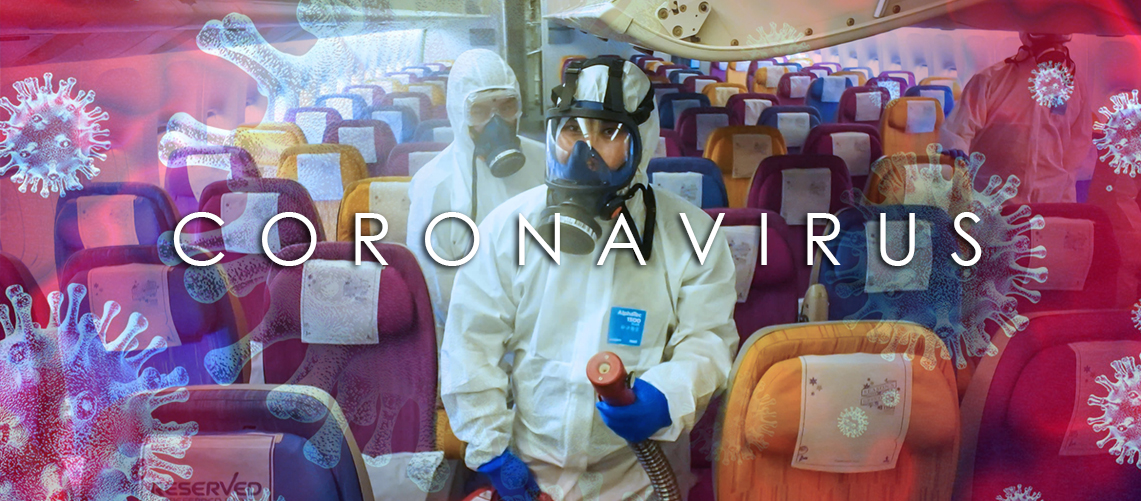 Corona Virüsü İlaçlama